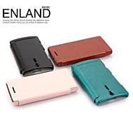 promotion huit yl étuis en cuir série de téléphone pour sony lt26ii (couleurs assorties)