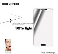 hohe Transparenz Spiegel LCD Screen Protector mit Reinigungstuch für Samsung Galaxy Note 3