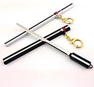 Naruto Sasuke Uchiha 17cm White Key Chain Cosplay Accessories