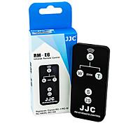 JJC RM-e6 Infrarot-Auslöser Fernbedienung für Kanon 700d 600d 650d 5d2 5d3 60d 70d 7d 6d