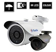 YanSe® 1000TVL 36-LED Outdoor / Indoor CCTV Security IR Waterproof Camera F278CF6MM
