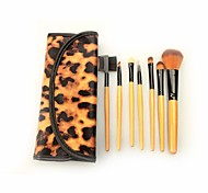 7 Makeup Brushes Set Synthetic Hair / Others Face / Lip / Eye Others