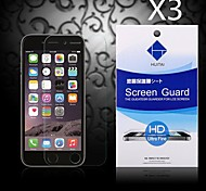 HD Screen Protector with Dust-Absorber for iPhone 5/5S/5C (3 PCS)