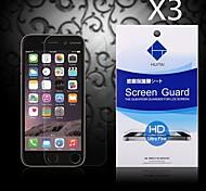 hd Schirmschutz mit Staub Absorber für iphone 5 / 5s / 5c (3 Stück)
