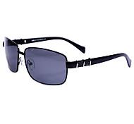 Polarized Men's Rectangle Resin Fashion Driving Sunglasses