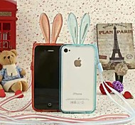 The Rabbit Ears Mobile Framework for iPhone 4/4S (Assorted color)