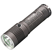 SupFire Waterproof 5-Mode Cree XML2-T6 LED Flashlight(1100LM,2*26650/1*18650,Brown)