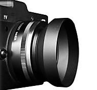 cobertura da lente de metal sidande para a câmera Nikon 40,5 milímetros micro SLR len