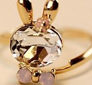 Ladies'/Women/Women's Alloy Ring Crystal Alloy