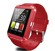 U8 Smartwatch,Camera/Message/Media Control/Hands Free Calls for Android/iOS