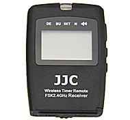 JJC  Wireless Timer Shutter Release Remote Cord for Nikon D800/D700/D300/D300S/D4s
