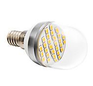 E14 4 W 30 SMD 2835 280 LM Warm White / Cool White Globe Bulbs AC 110-130 V