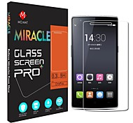 MO.MAT Miracle Pro208D 0.3mm Premium Tempered Glass Screen Protector for Oneplus