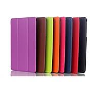 8 pollici tre schema pieghevole pu custodia in pelle con supporto per il Dell Venue Pro 8 (colori assortiti)