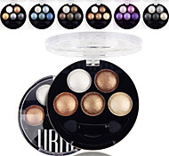 5 Color Baked Eye Shadow Powder (Assorted Color)