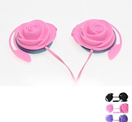 Roses Sports On-Ear Headphone with Mic Microphone for iphone 6 Plus (Assorted Color)
