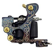 o corte do arame de ferro fundido máquina de tatuagem bobina para forro e shader