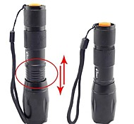 Lights LED Flashlights/Torch / Handheld Flashlights/Torch LED 2000 Lumens 5 Mode - / Cree XM-L2 18650 / AAAAdjustable Focus / Waterproof