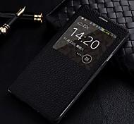Роскошная крышка случая натуральной кожи бумажник посмотреть автосна Услуга флип для Samsung Galaxy S5 (разных цветов)