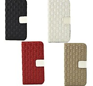 The Three-Dimensional Woven Pattern of Business Style Holster for iPhone 6(Assorted Colors)