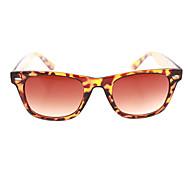 100% uva&retro UVB plástico gafas de sol Wayfarer