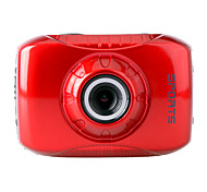 HD 720P HS VGA Action Camcorder for Sports Shooting