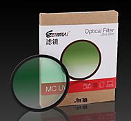 58mm erimai filtro uv mc para el canon 600d 650d 18-55