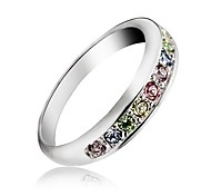 Women's The Diamond Sugar Ring Made with Swarovski Elements