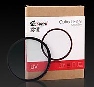 erimai 58mm filtro UV para el canon 600d 550d 650d 18-55