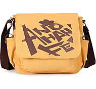 Anohana Canvas Shoulder Hanging Bag