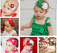 1pc 2014 European Hair Band with Flower for Baby