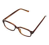 [Free Lenses] PC Oval Full-Rim Classic Reading Eyeglasses
