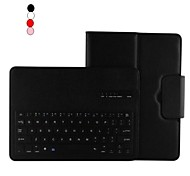 "10.5""PU Leather Case Bluetooth Keyboard with Stand Holder for Samsung Tab.S T800(Assorted Colors)"