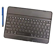 Aluminum Bluetooth 3.0 Keyboard and Pen for iPad 6/iPad Air 2 (Assorted Color)