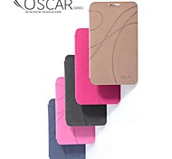 promotion quatre séries yu étuis en cuir de téléphone pour la note i9220 (couleurs assorties)