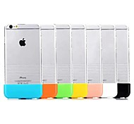 TPU Stripe Mobile Phone Protection Shell for iPhone 6 (Assorted color)