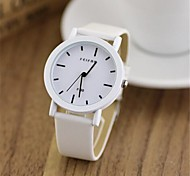 Womens'  Fashion   Leather  Watch   Circular High quality Japanese watch movement(Assorted Colors)