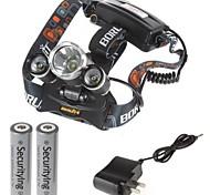 Scheinwerfer LED 4.0 Modus 4000 Lumen 18650 Batterie Andere