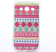 Style Pattern TPU Soft Case for Samsung Galaxy Core 2 G355H/G3558/G3559