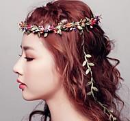 Women's/Flower Girl's Resin/Plastic Headpiece - Wedding/Special Occasion Wreaths
