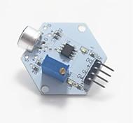 module de capteur de détection petite sonore LDTR-0003 pour Arduino - blanc + bleu