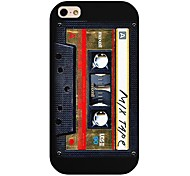 Retour motif ruban cas pour iPhone 4 / 4S