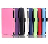 """8 """"dos caso del soporte patrón de plegamiento para la tableta LG-V480 (colores surtidos)"""