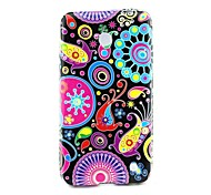 For Nokia Case Pattern Case Back Cover Case Flower Soft TPU Nokia Nokia Lumia 630