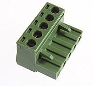 PBC Pluggable / Terminal Block /Terminals 5P  5.08mm 300V10A - (5PCS)