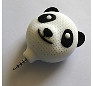 Panda shape Portable Mini speaker use for indoor and outdoor