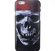 Cartoon Cool Skulls Pattern Back Case for iPhone 6