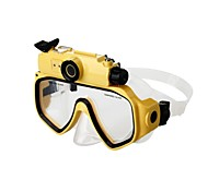 Full of HD 720P Waterproof 30m Diving Underwater Glasses Hidden Camera Goggle Camera A002