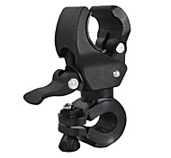 Boodun Lamp Holder Lights Headlight Clip Mountain Bicycle Accessories