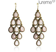 Lureme®Water Droplets Droplight Earrings